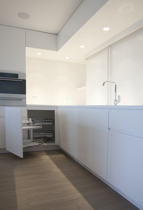 Hedendaags appartement