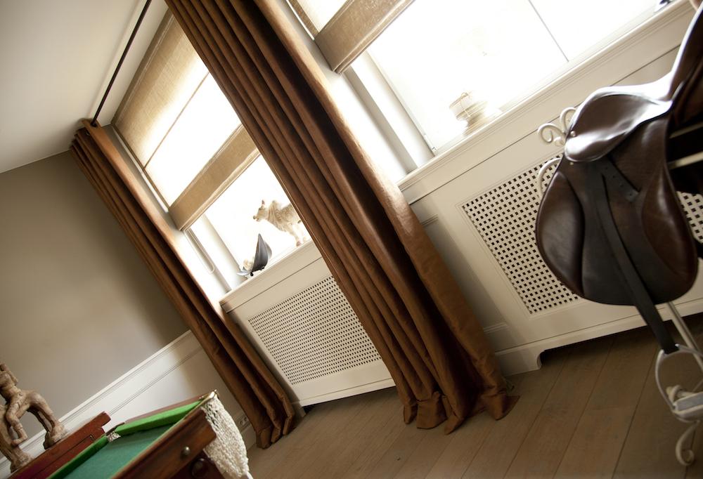klassieke woonkamer