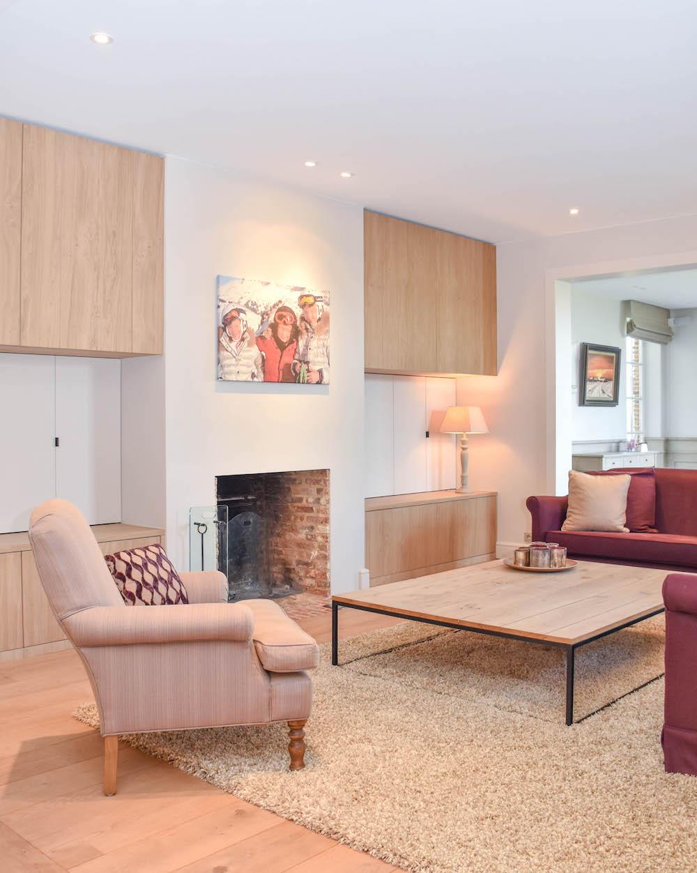 Landelijke woning laetitia deknudt interieur for Landelijk wonen interieur