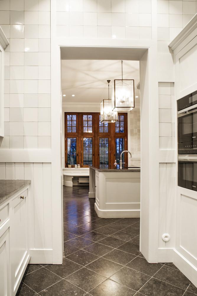Klassieke keuken – bijkeuken